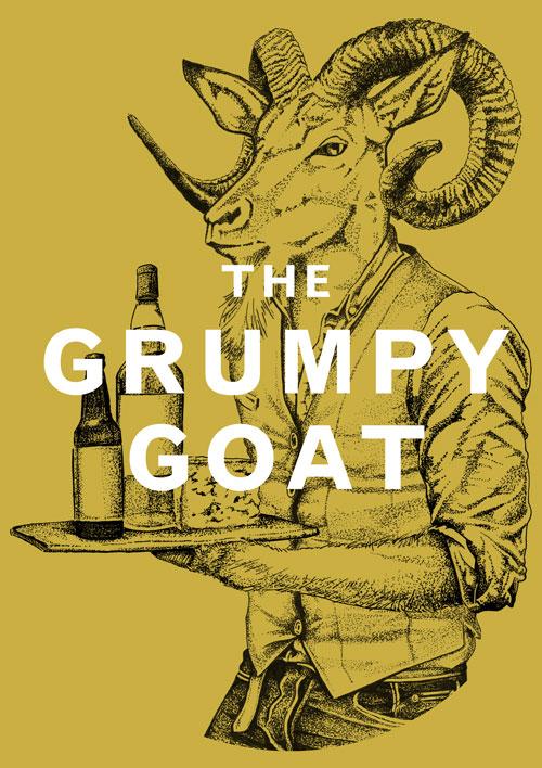 The Grumpy Goat