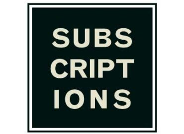 Boxes & Subscriptions